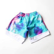 Adrenaline Ventilator Technical Shorts - Tie Dye
