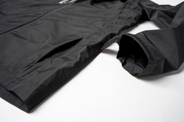 Adrenaline Darth Cader Full Zip Waterproof Jacket