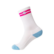 Adrenaline Medallion Meshtop Socks