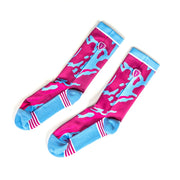 Adrenaline Vendetta 2.0 Performance Socks - Tempest