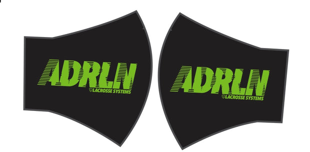 Adrenaline Personal Protective Equipment PPE Mask - Stealth