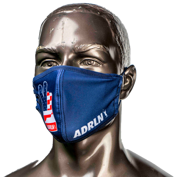 Adrenaline Personal Protective Equipment PPE Mask - Deuces in the USA