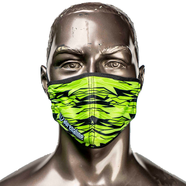 Adrenaline Personal Protective Equipment PPE Mask - Incognito