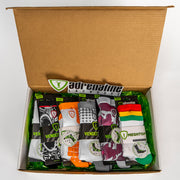 Adrenaline Socks - Mystery 6-Pack