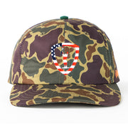 Adrenaline Lacrosse Dad Hat - USA
