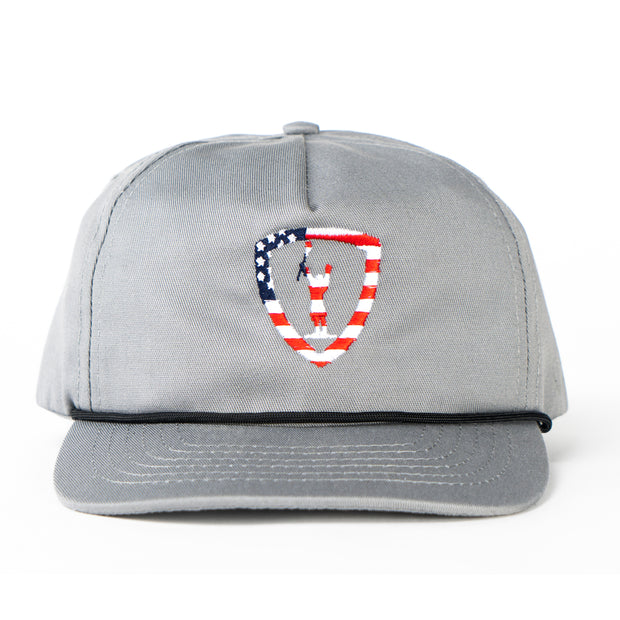 Adrenaline Steely Rope Hat - USA