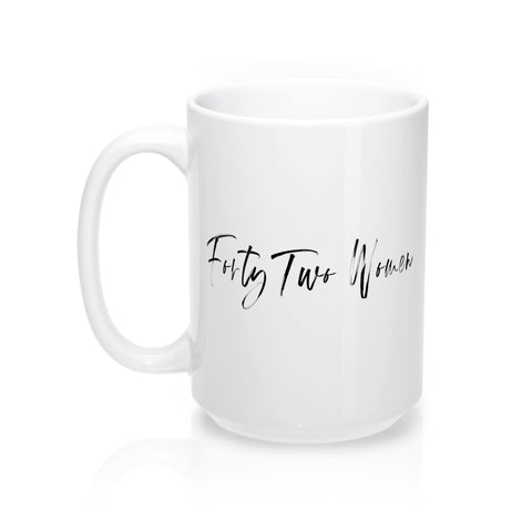 FortyTwo Women Mug 15oz