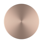 Twist Rose Gold Aluminum, PopSockets