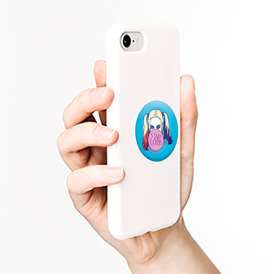 Mad Love, PopSockets