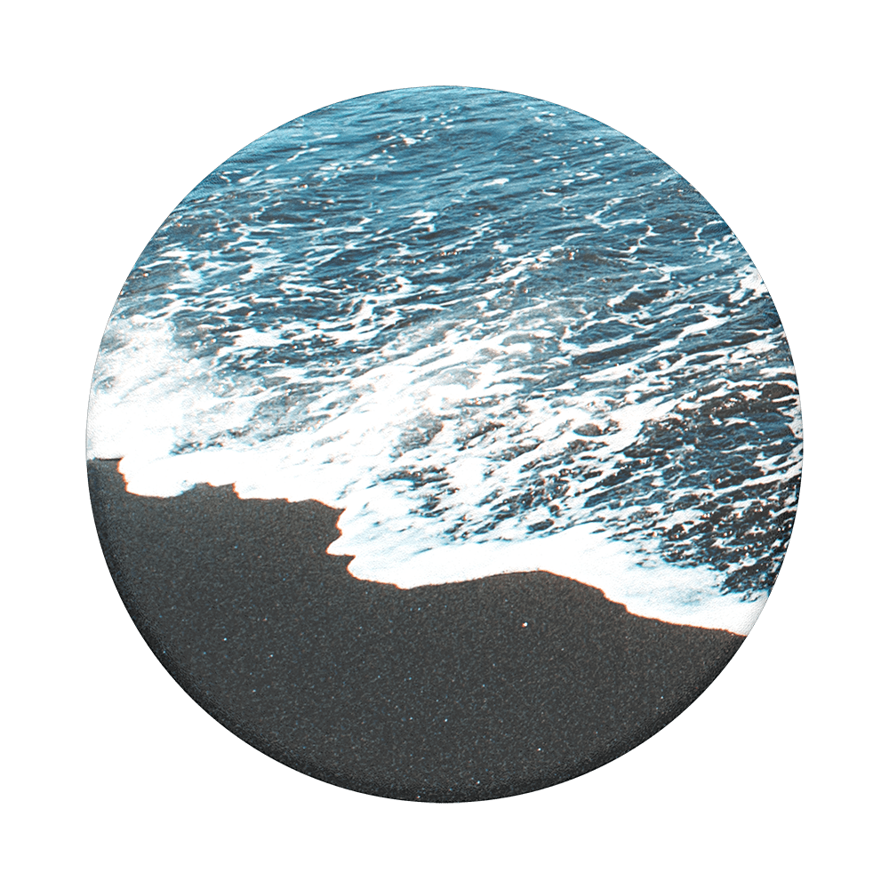 Black Sand Beach, PopSockets