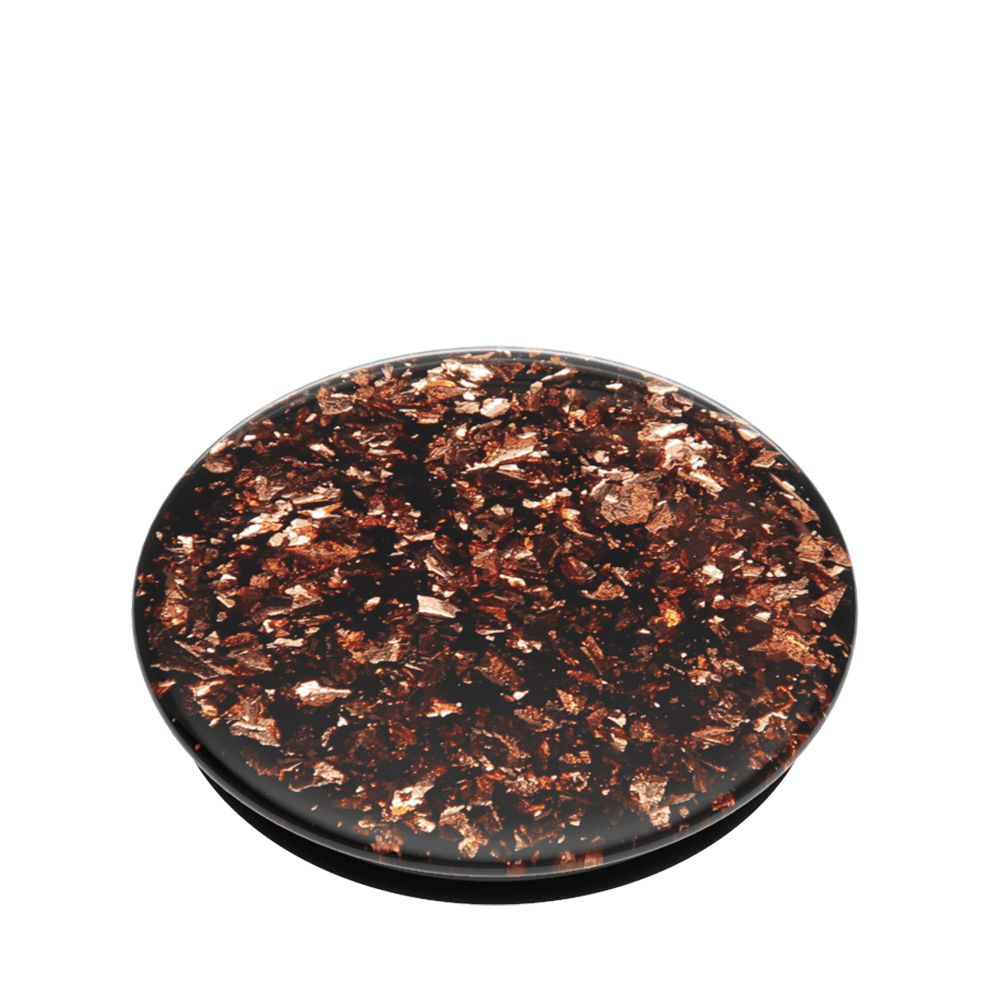 Foil Confetti Copper, PopSockets