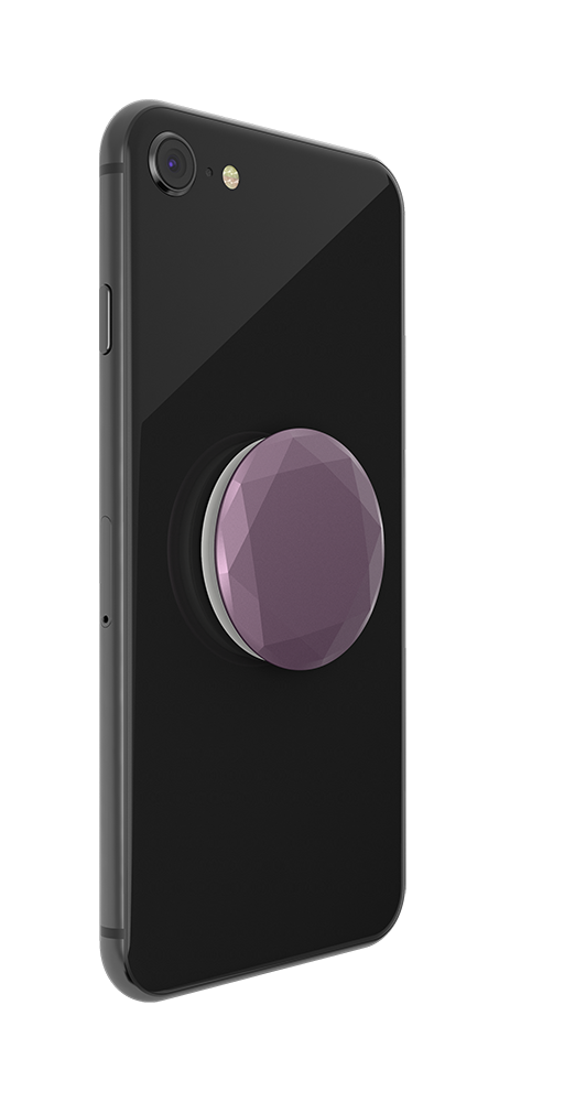 Lilac Metallic Diamond, PopSockets