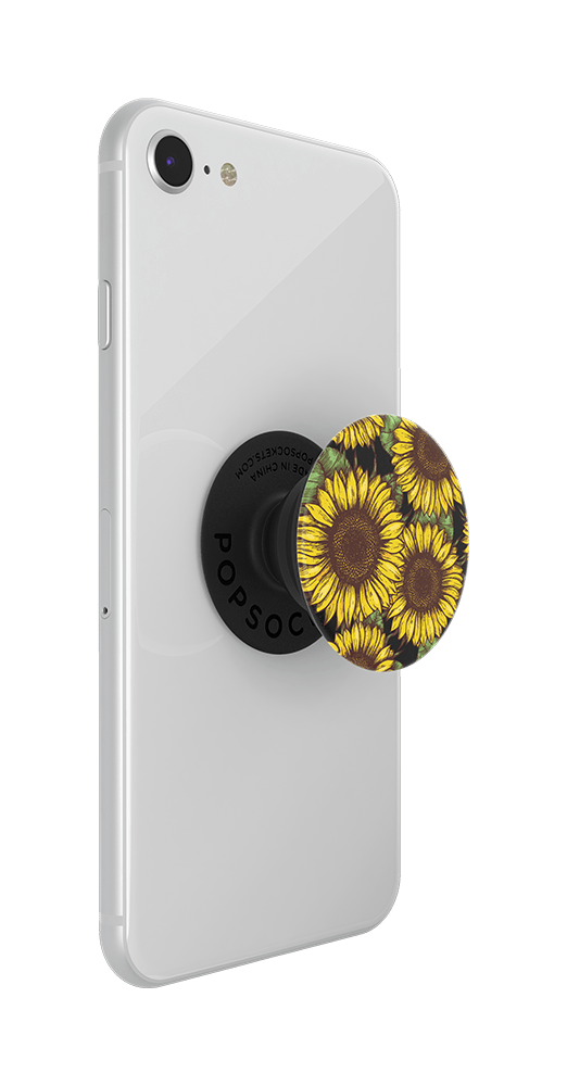 Sunflower Power, PopSockets