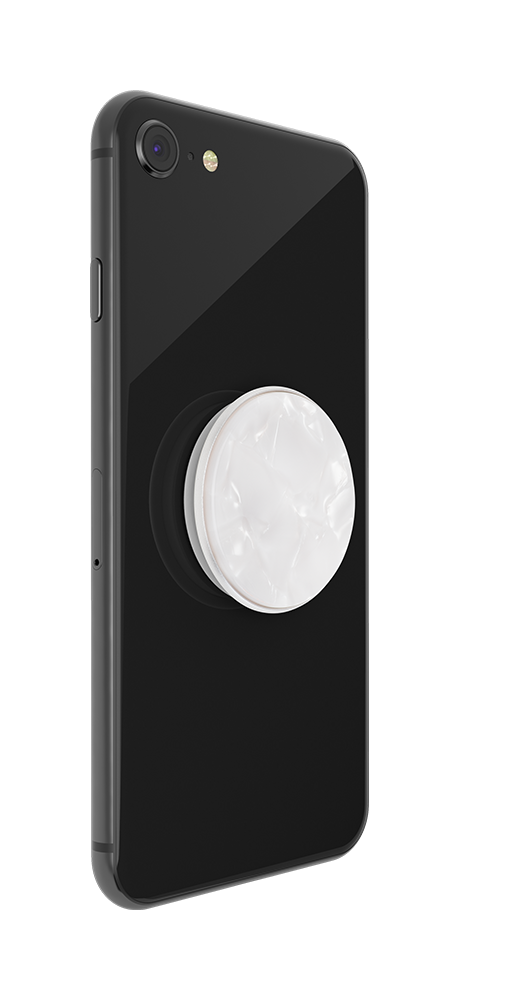 Acetate Pearl White, PopSockets
