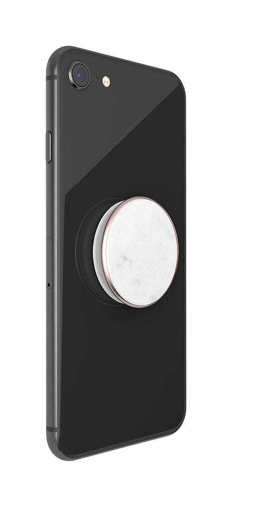 Genuine Carrara Marble, PopSockets