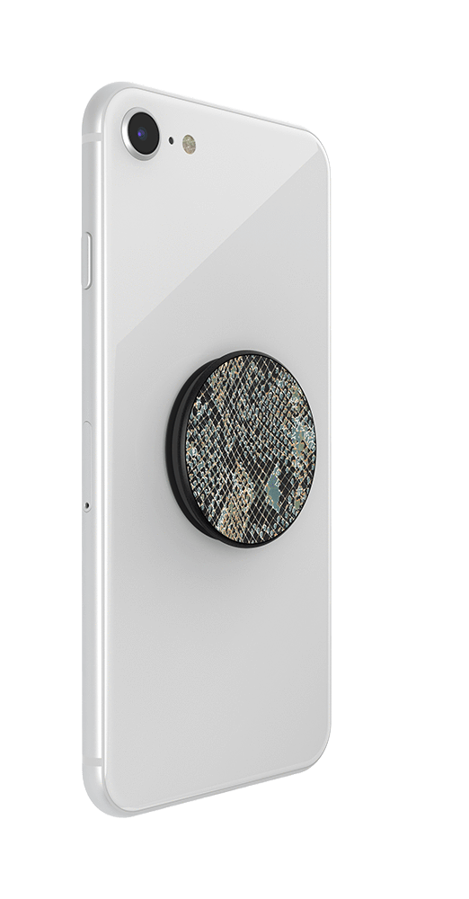The Amanda Embossed Metal, PopSockets