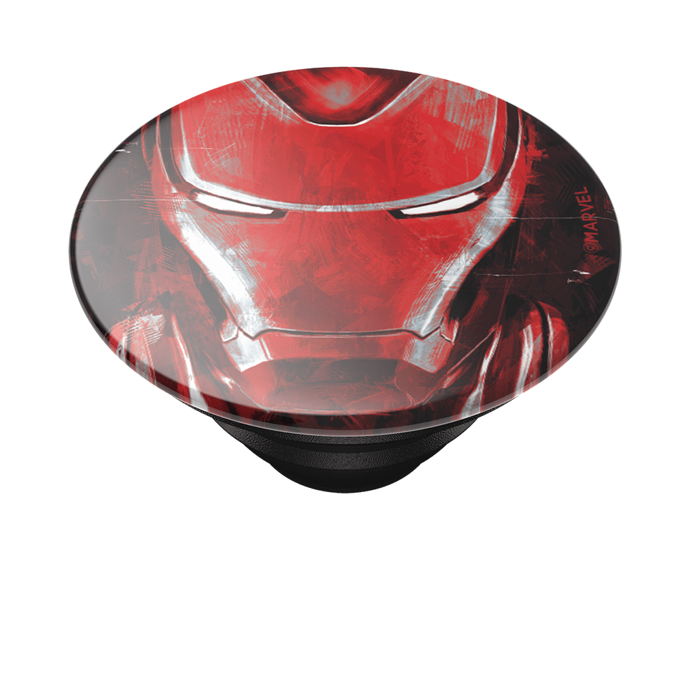 Iron Man Portrait, PopSockets