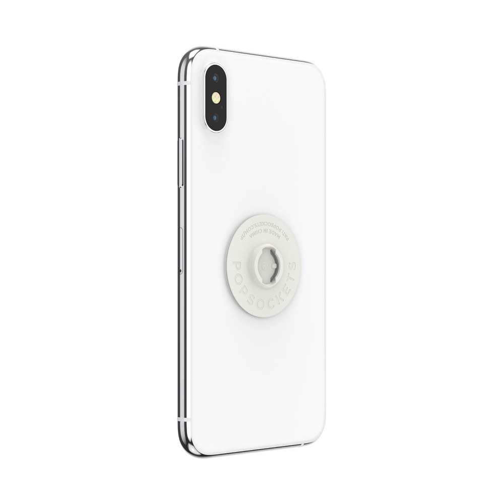 PopGrip Base White, PopSockets
