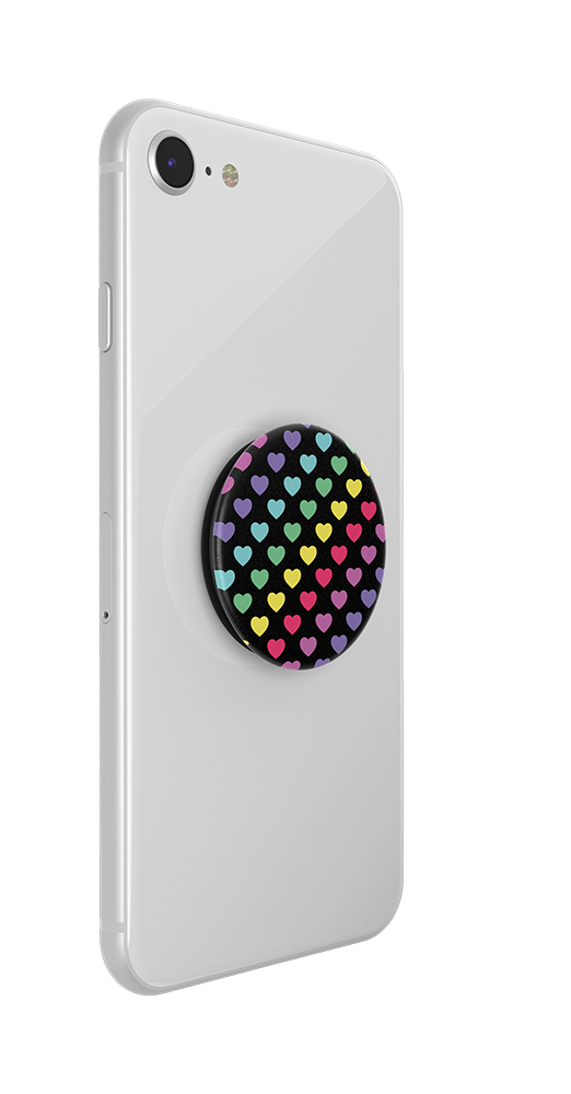 Rainbow Hearts, PopSockets