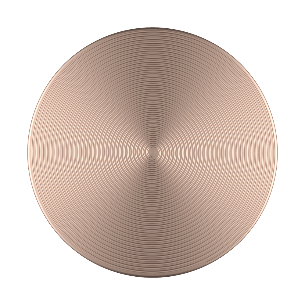 Twist Rose Gold Aluminium