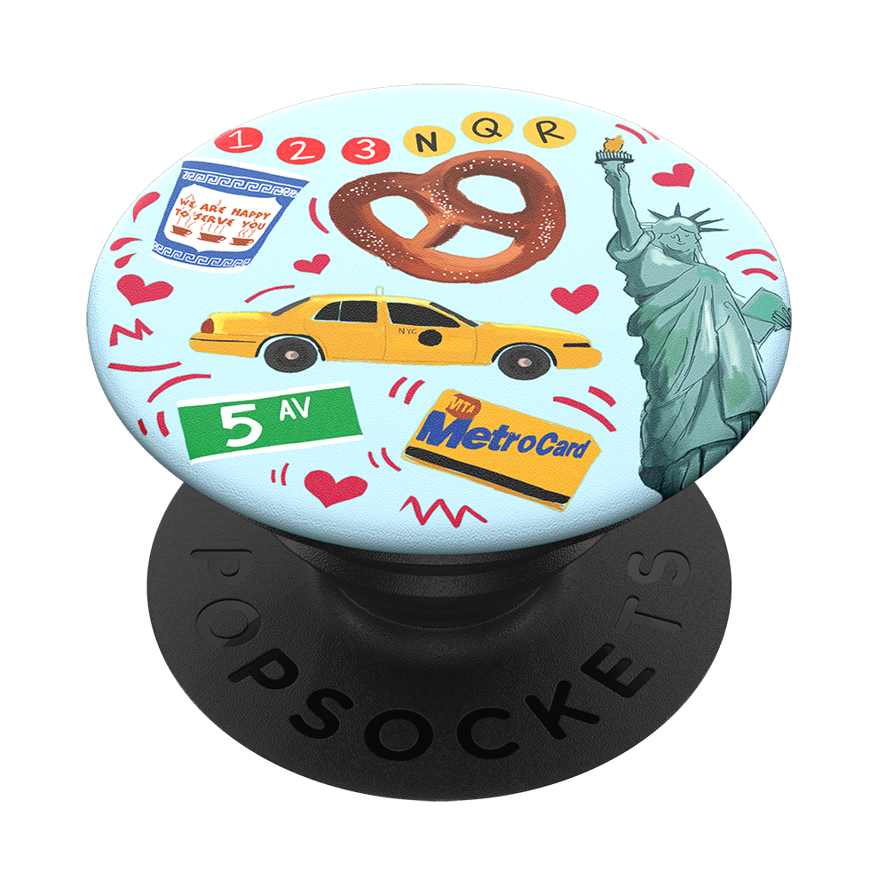 New York, PopSockets