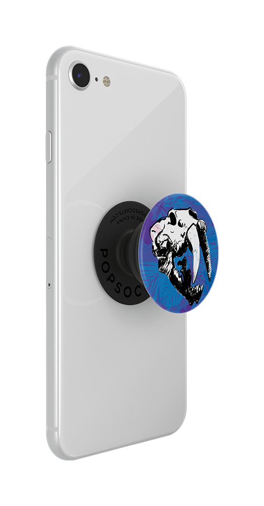 Sabertooth Skull, PopSockets