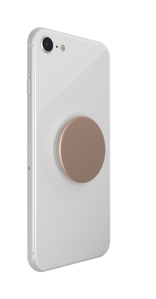 Rose Gold Aluminum, PopSockets