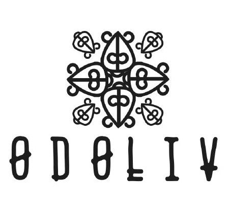 "OdoLiv logo in Ghanaian language Twi ""odo nyera fie kwan"" meaning ""love never looses its way home"""