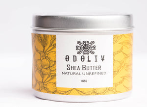 100% Organic Unrefined Shea Butter