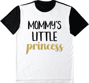 Kiddie Tee (Mommy's Little Princess)
