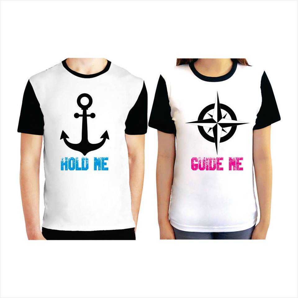 Couple Tee (Anchor)