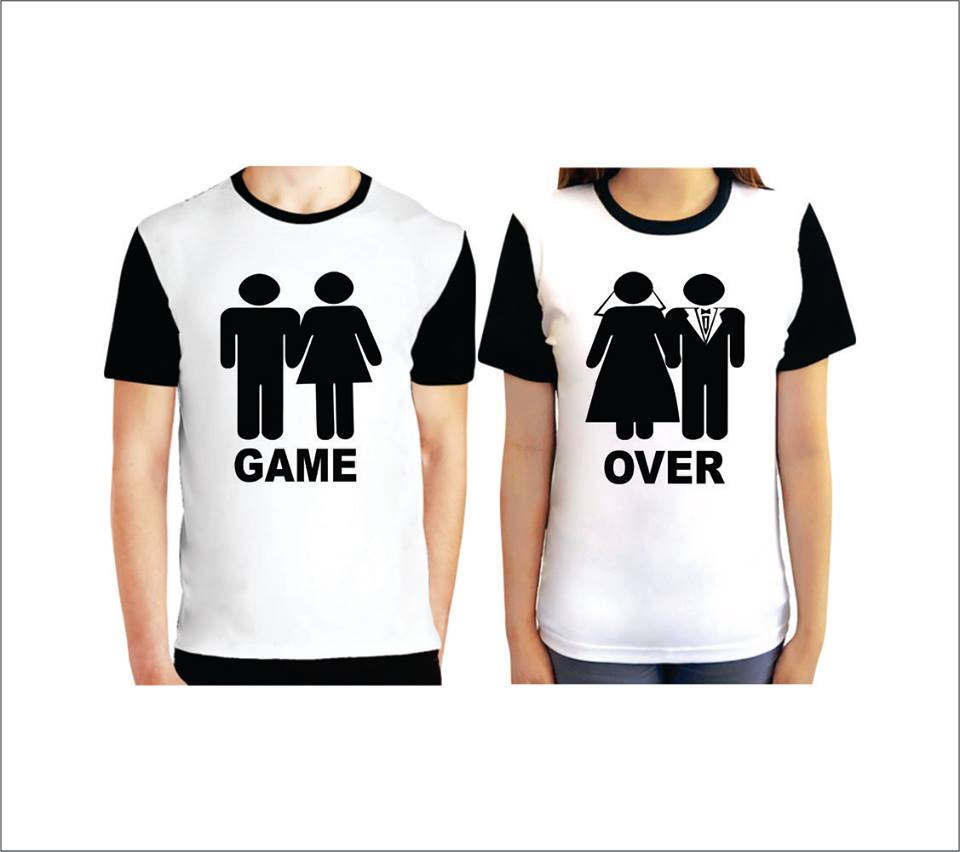 Couple Tee (Game Over)