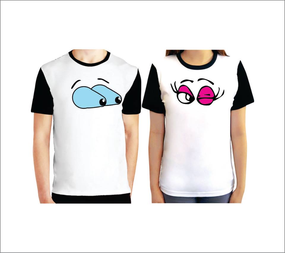 Couple Tee (Eyes)