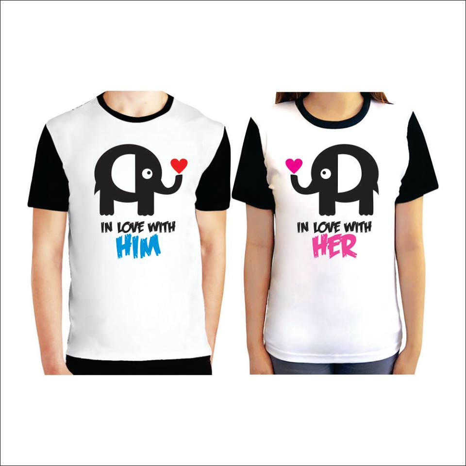 Couple Tee (In Love)
