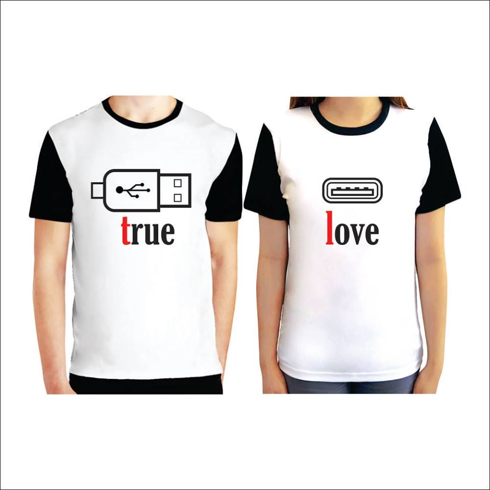 Couple Tee (True Love)