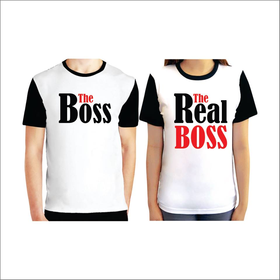Couple Tee (Boss)