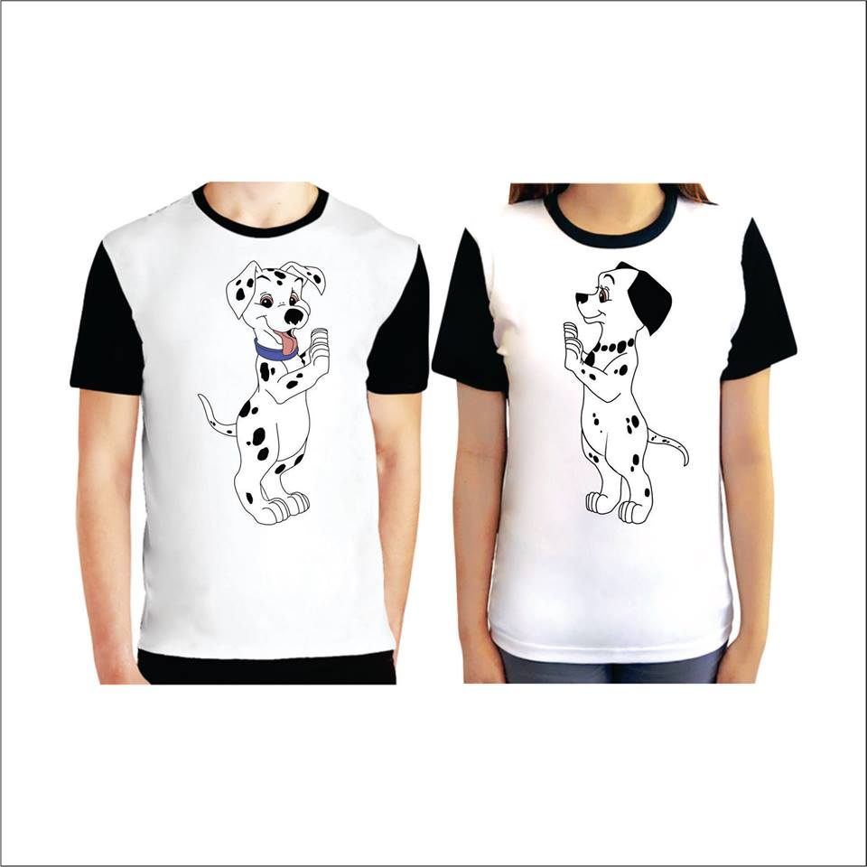 Couple Tee (Dog)