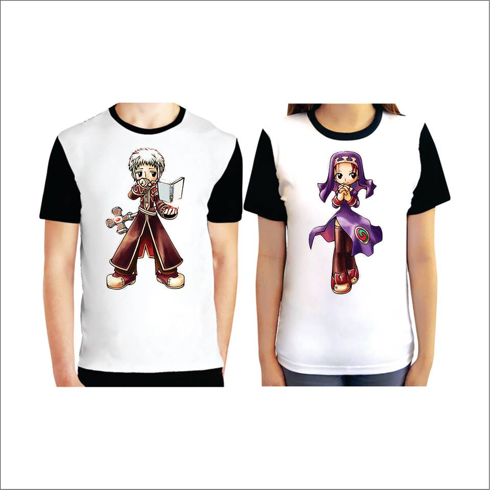 Couple Tee (Anime)