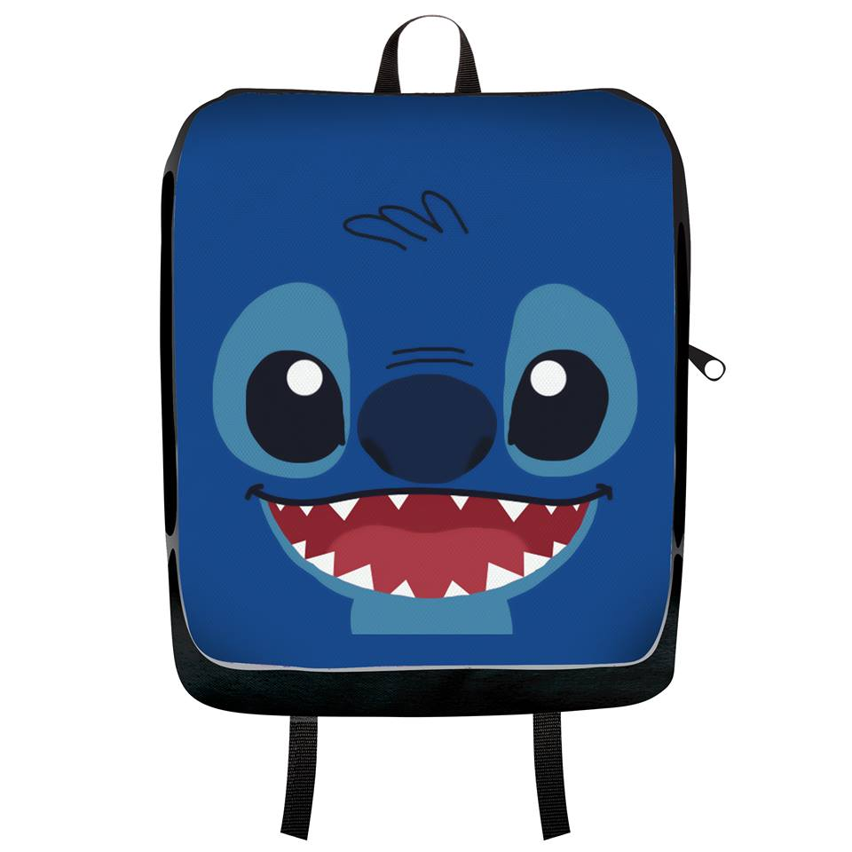 Flappy Backpack (Stitch)