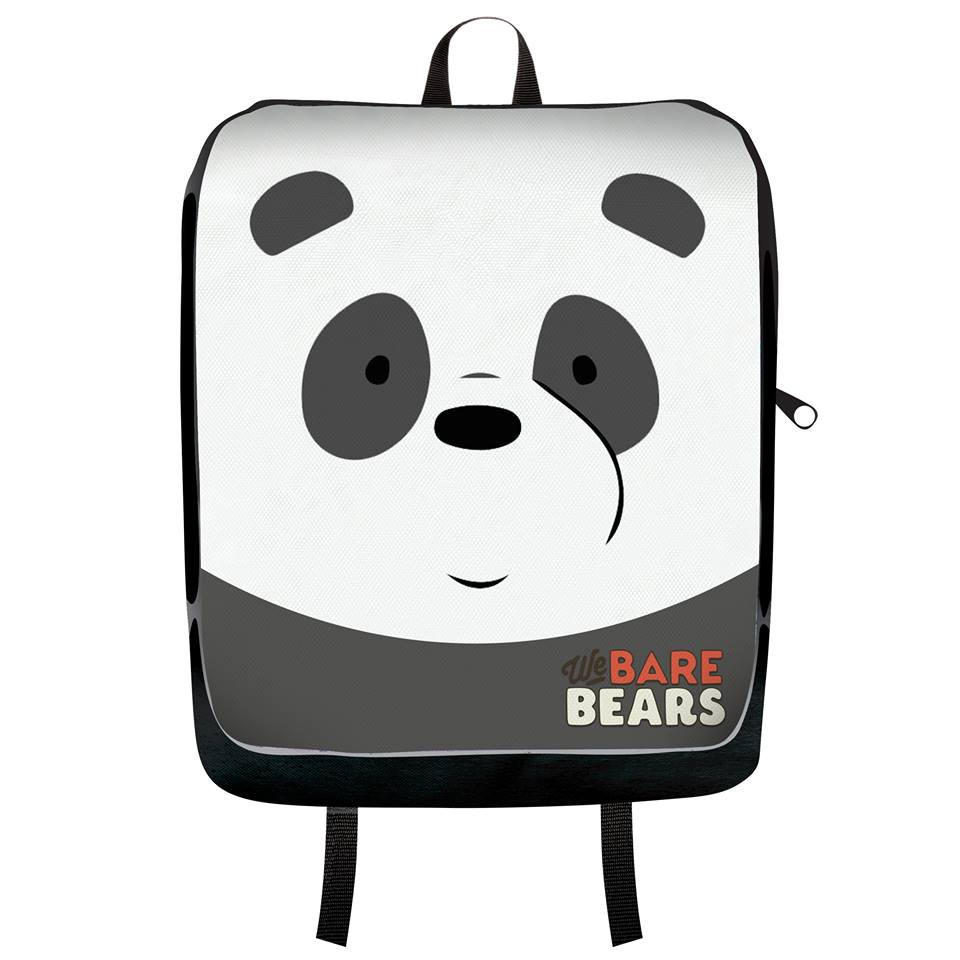 Flappy Backpack (Panda)