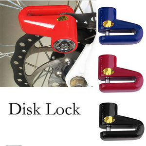 Anti-Theft Security Bicycle Lock