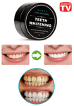 Natural Charcoal Teeth Whitening