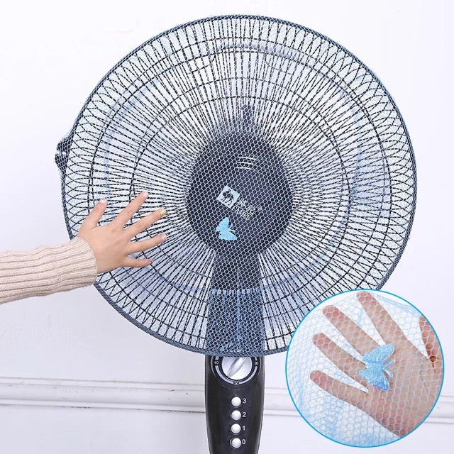Fan Cover Baby Finger Safety Protector