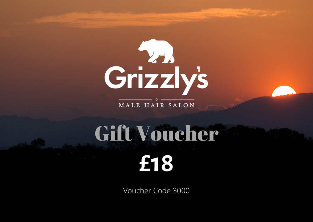 10-15 Year Old Haircut Gift Voucher