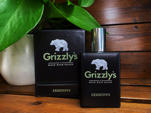 Grizzly's Cologne- Executive 35ml