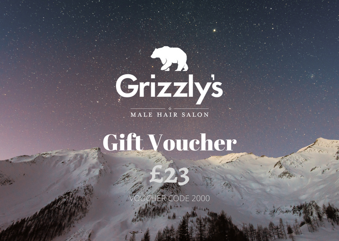 Student Haircut Gift Voucher