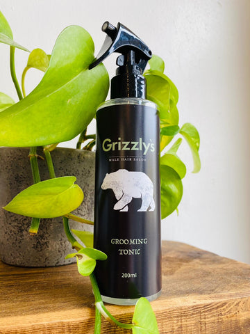 Grizzly's Grooming Tonic