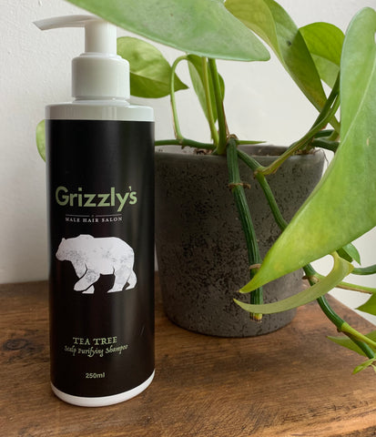 Grizzly's Tea tree shampoo 250ml