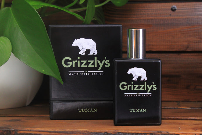 Grizzly's Cologne- Tuscan 35ml