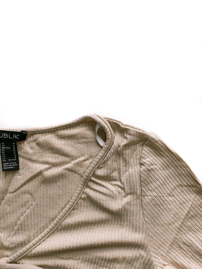 Julia top - Beige